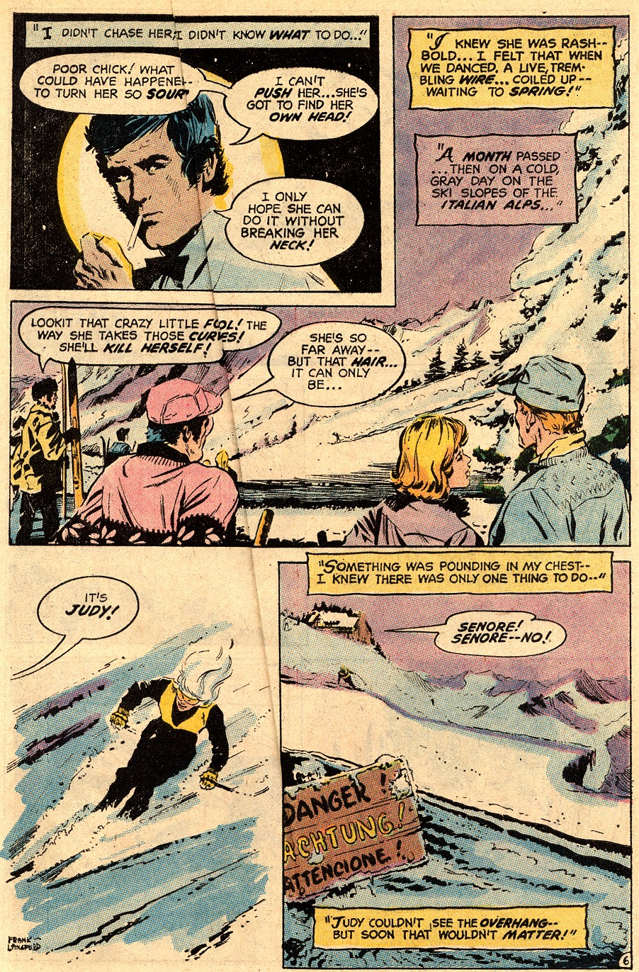 Read online Secret Hearts comic -  Issue #150 - 9