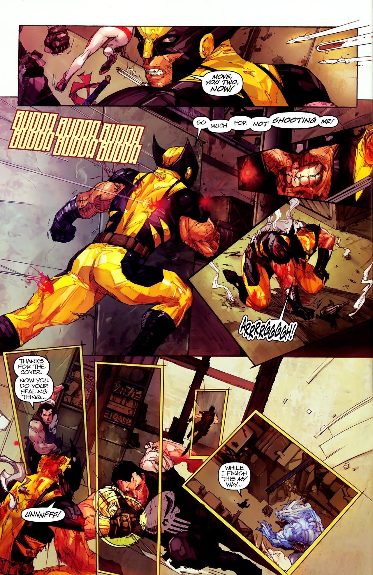 Read online Astonishing Tales (2009) comic -  Issue #6 - 6