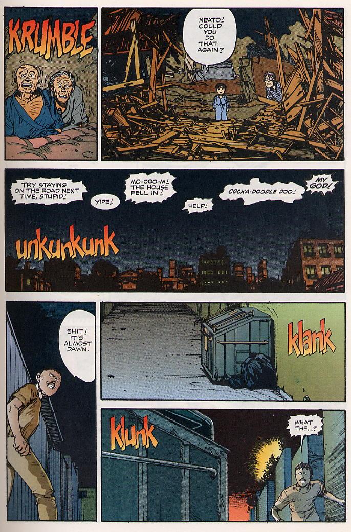 Read online Akira comic -  Issue #15 - 18