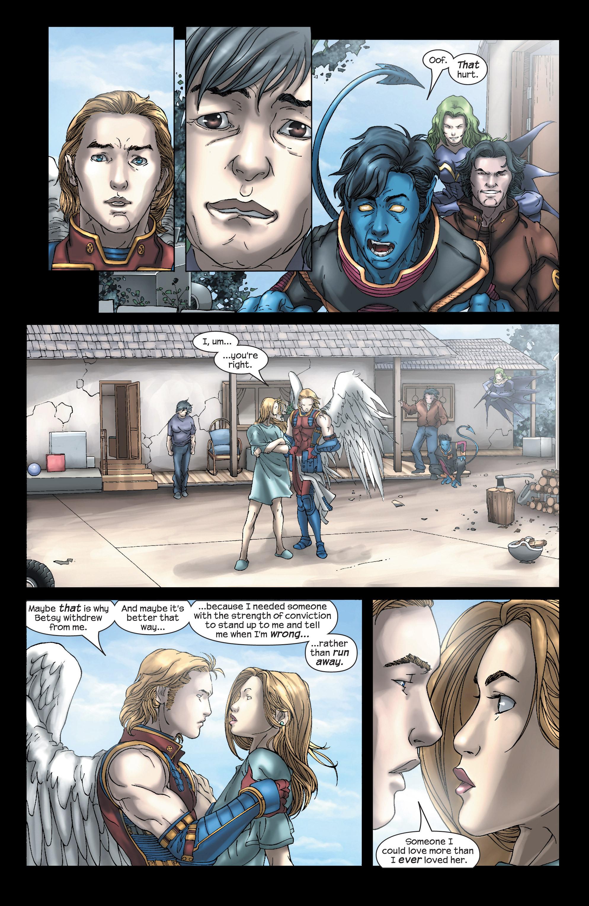 Read online Uncanny X-Men (1963) comic -  Issue #440 - 12