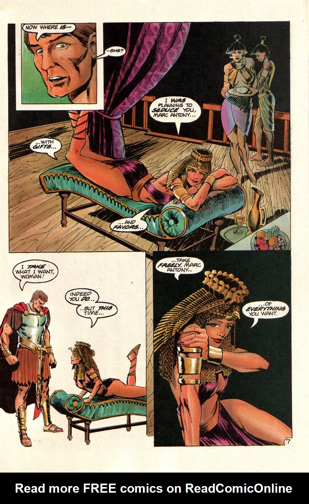 Read online Aztec Ace comic -  Issue #14 - 9