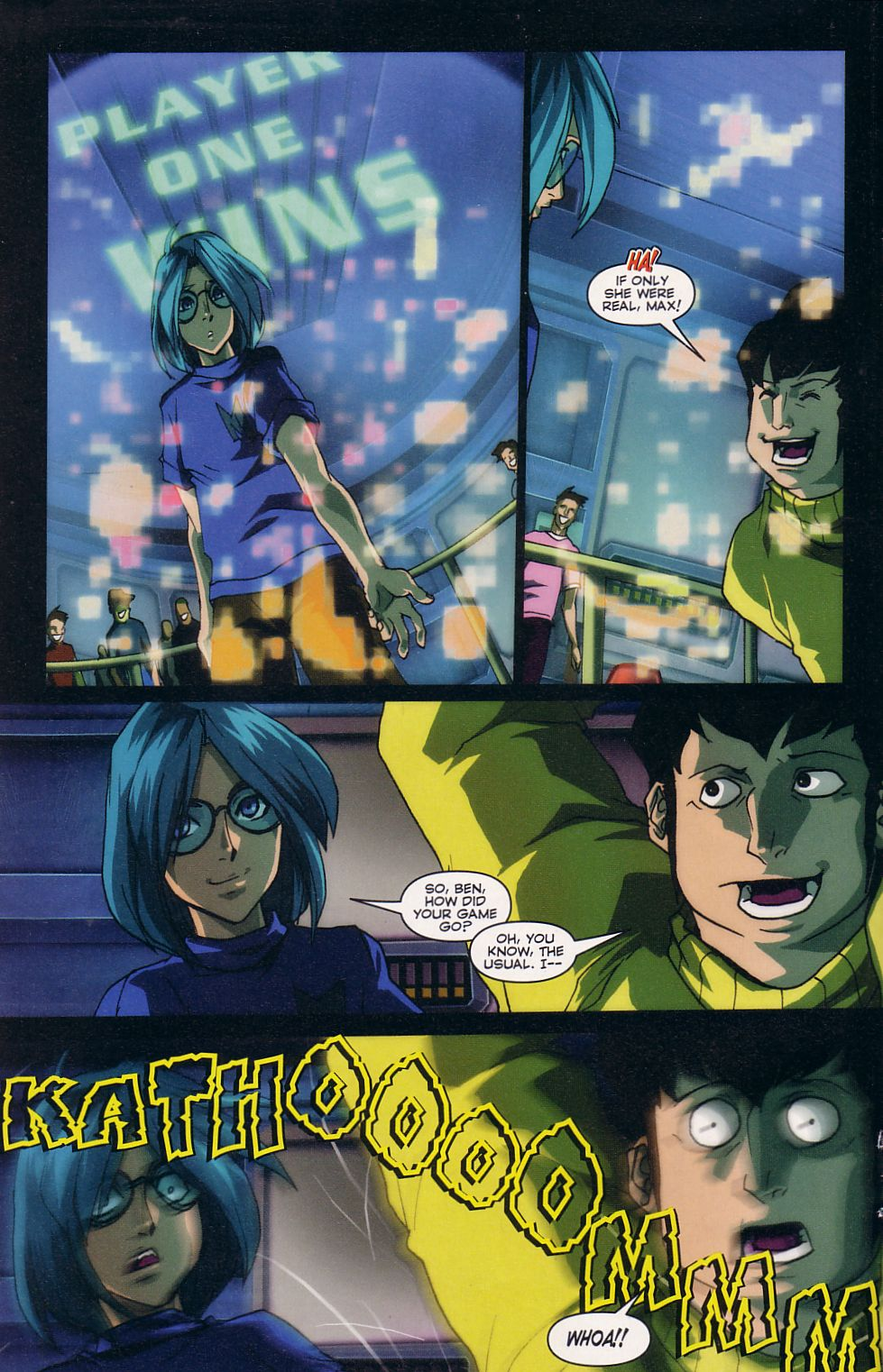 Read online Robotech: Love and War comic -  Issue #2 - 14