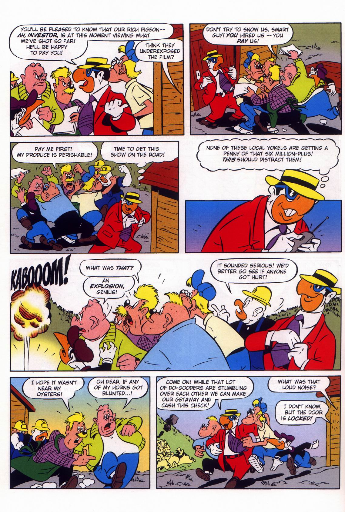 Read online Uncle Scrooge (1953) comic -  Issue #316 - 44