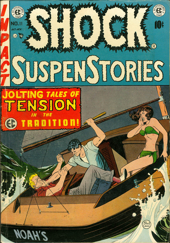 Shock SuspenStories 11 Page 1