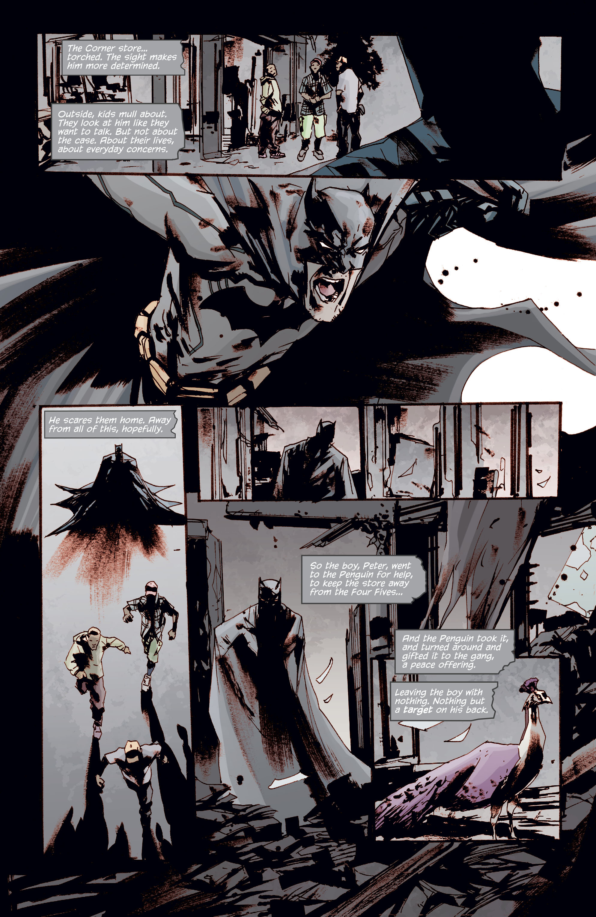 Read online Batman (2011) comic -  Issue # _TPB 8 - 92