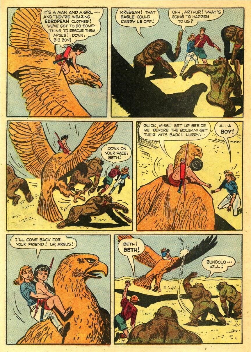 Tarzan (1948) issue 56 - Page 22
