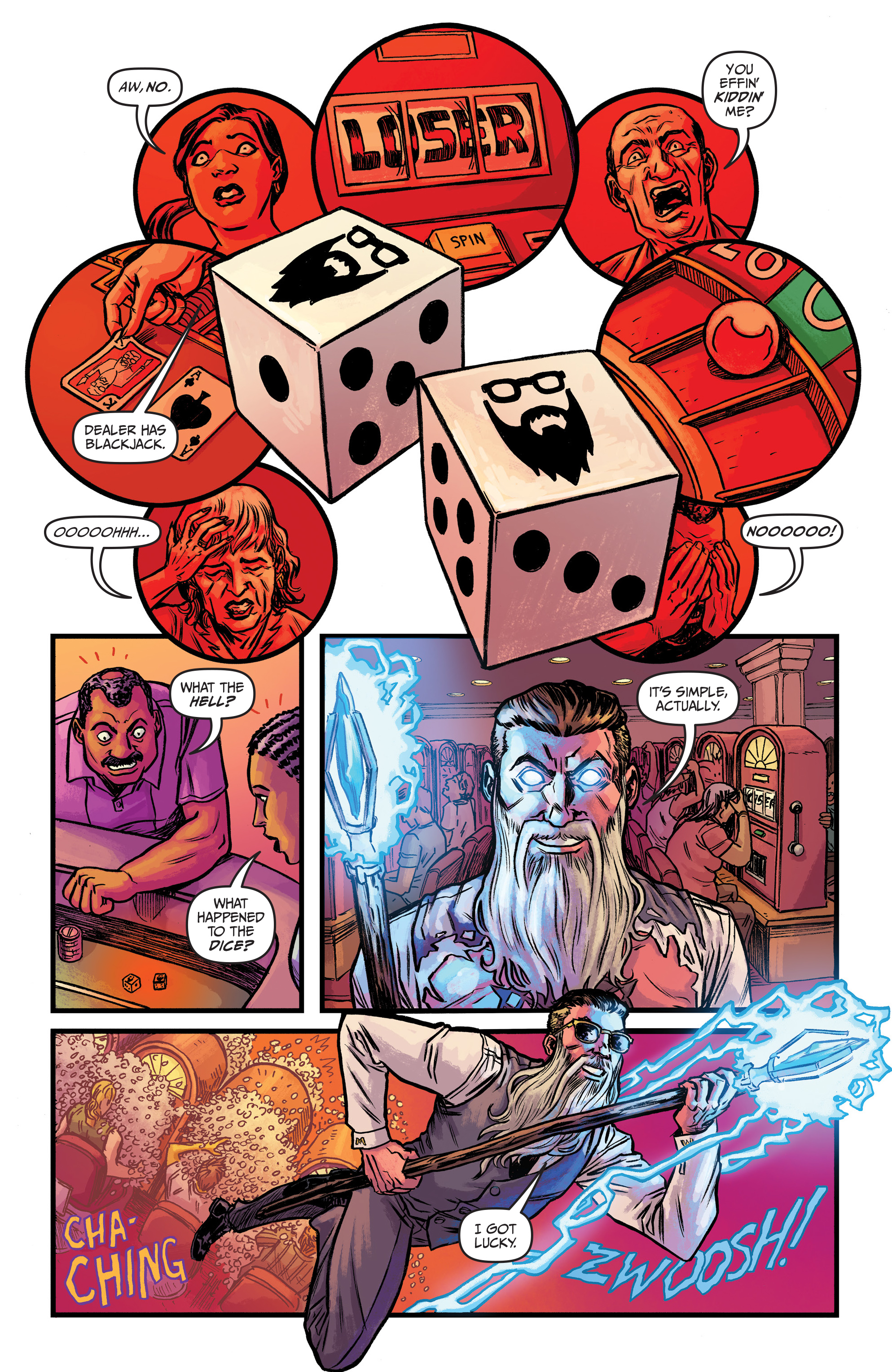 Read online Curse Words comic -  Issue #5 - 13