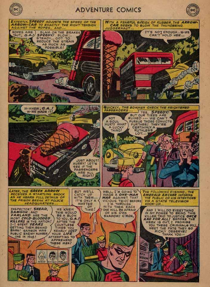 Read online Adventure Comics (1938) comic -  Issue #187 - 37