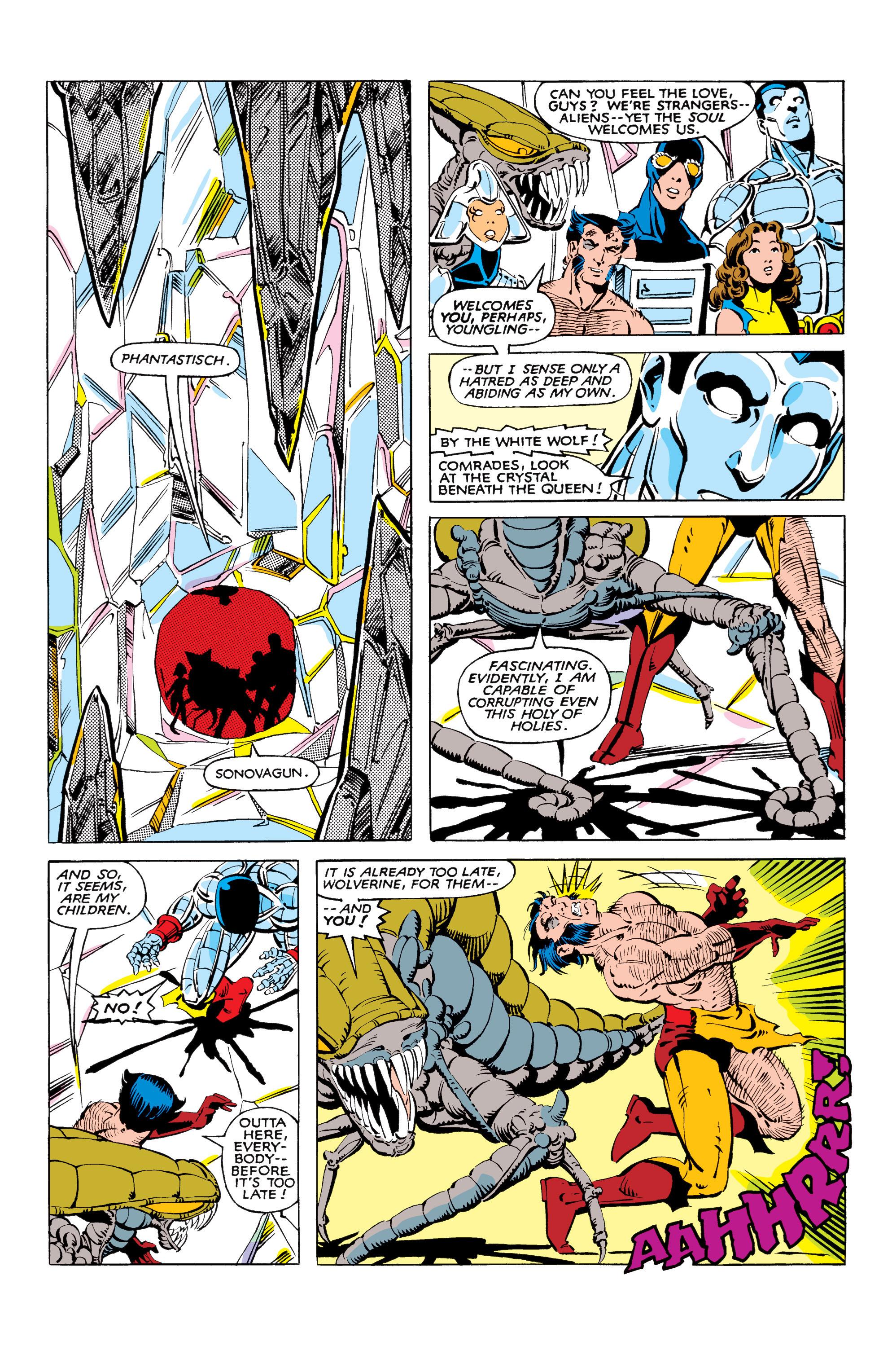 Read online Uncanny X-Men (1963) comic -  Issue #166 - 32