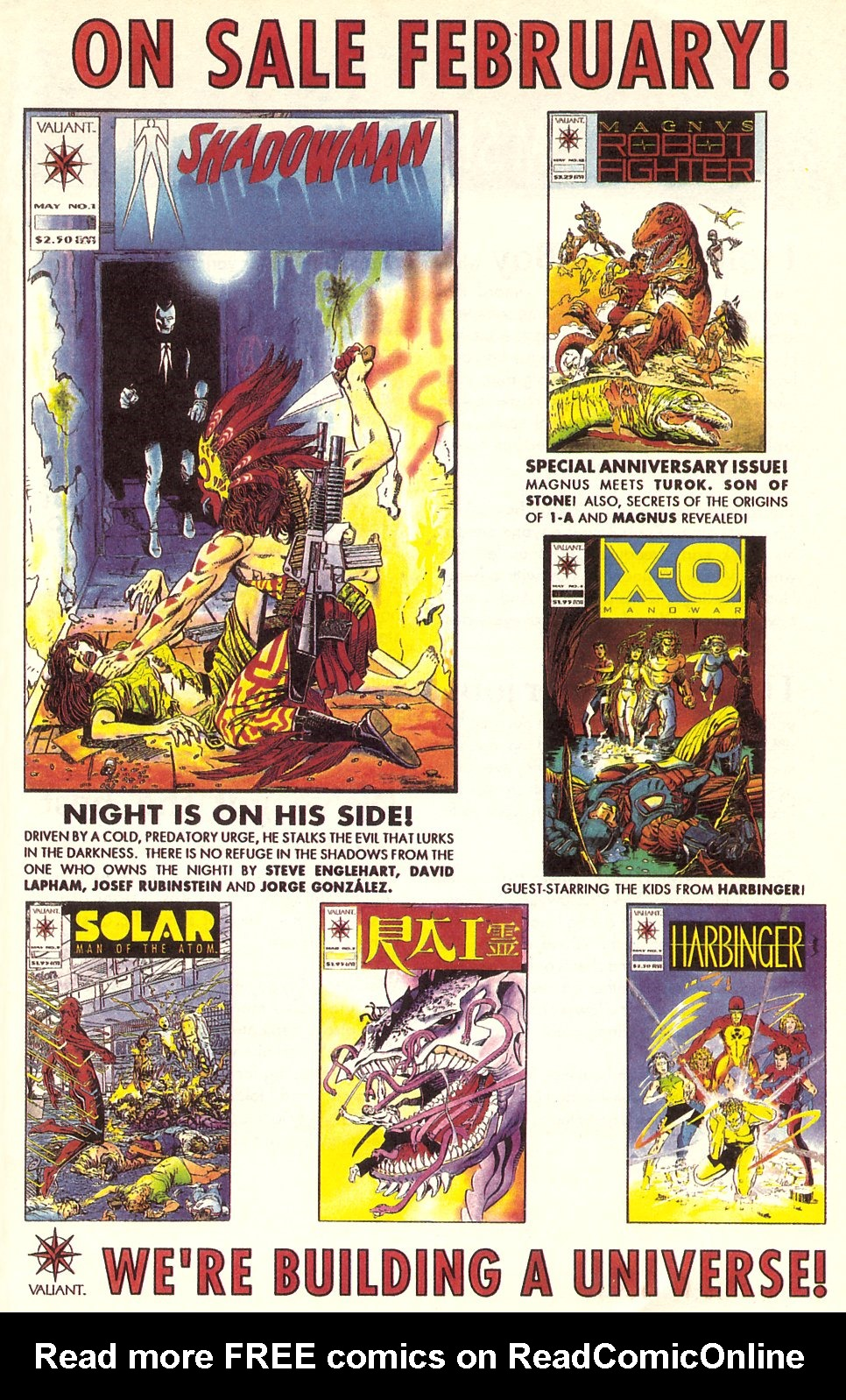 Read online Solar, Man of the Atom comic -  Issue #8 - 38