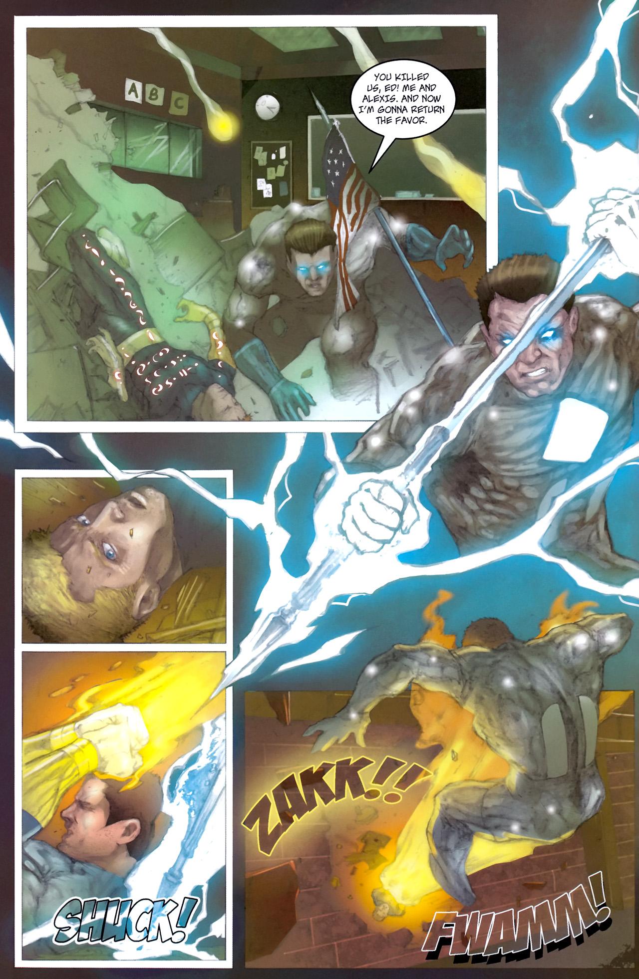 Read online Phoenix comic -  Issue #3 - 7