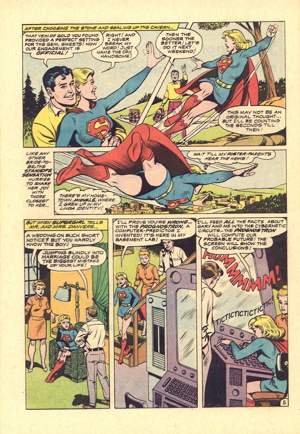 Read online Action Comics (1938) comic -  Issue #370 - 19