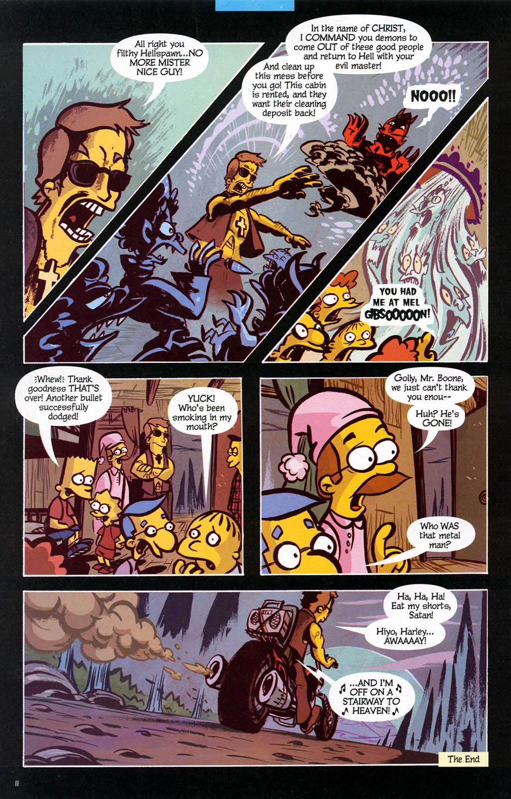 Read online Treehouse of Horror comic -  Issue #10 - 51