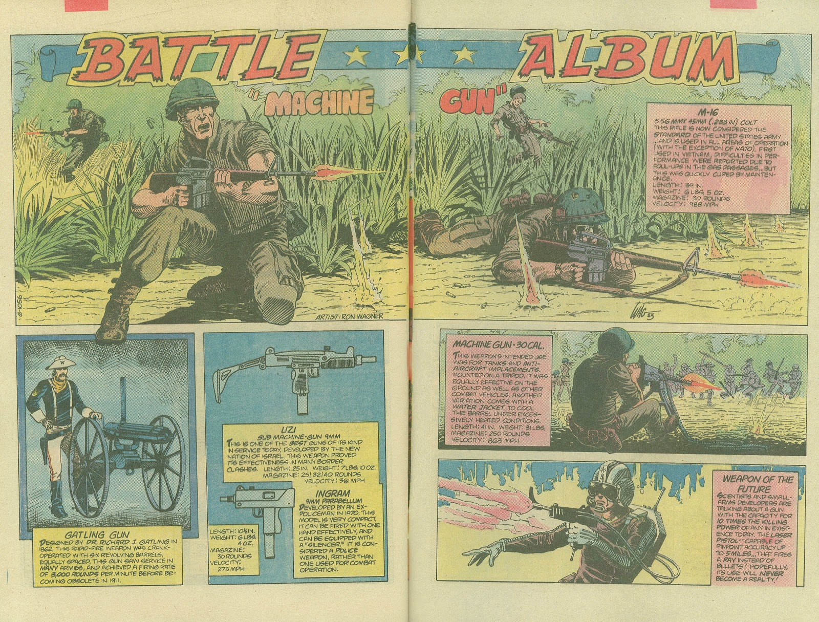 Sgt. Rock issue 389 - Page 21