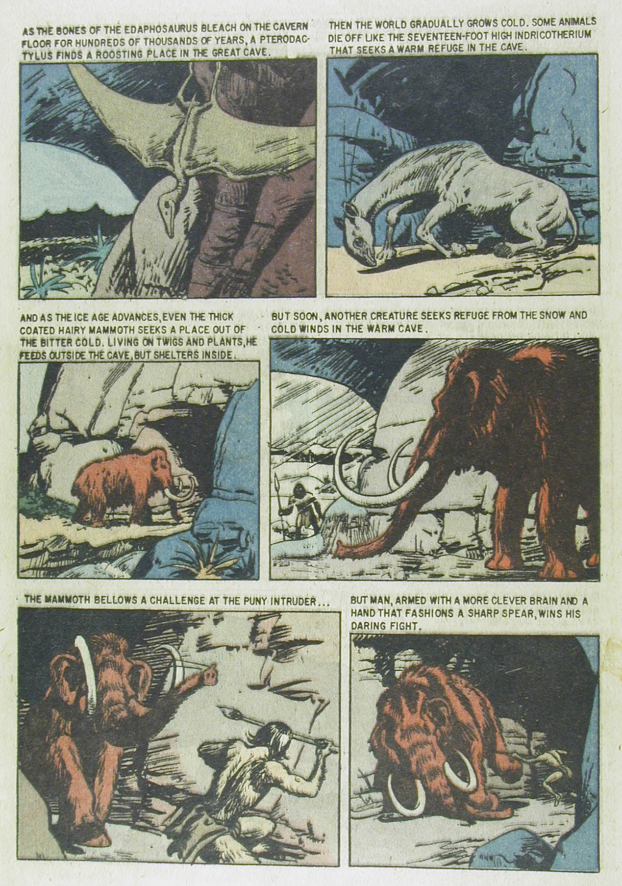 Read online Turok, Son of Stone comic -  Issue #13 - 20