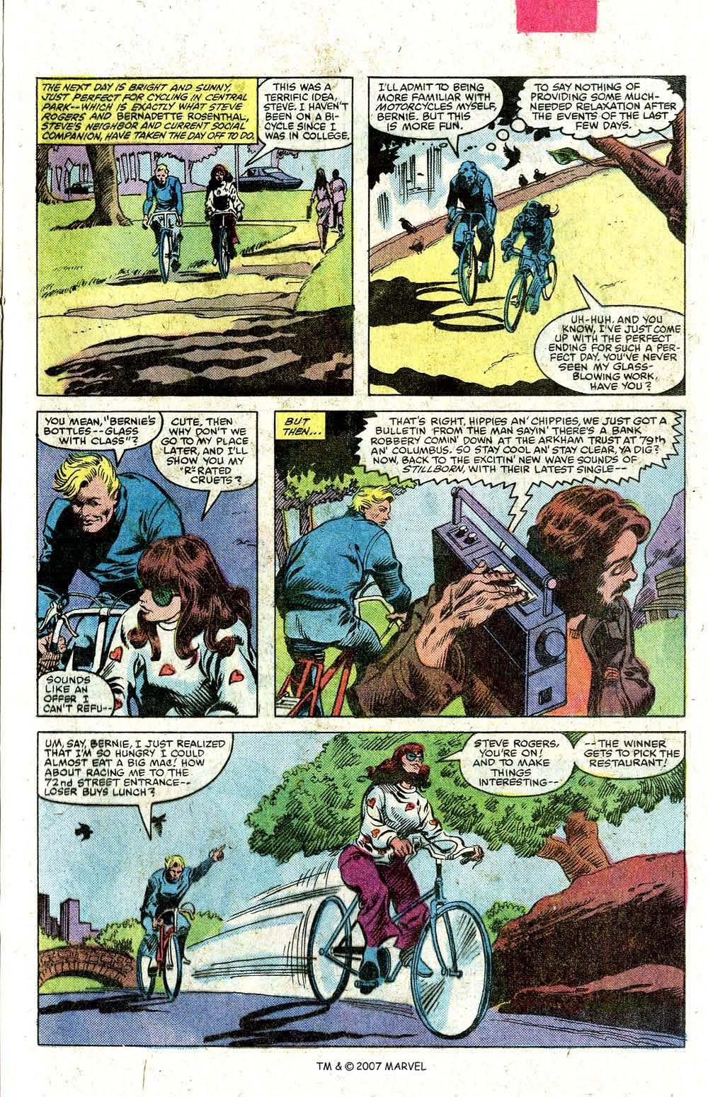 Read online Captain America (1968) comic -  Issue # _Annual 5 - 29