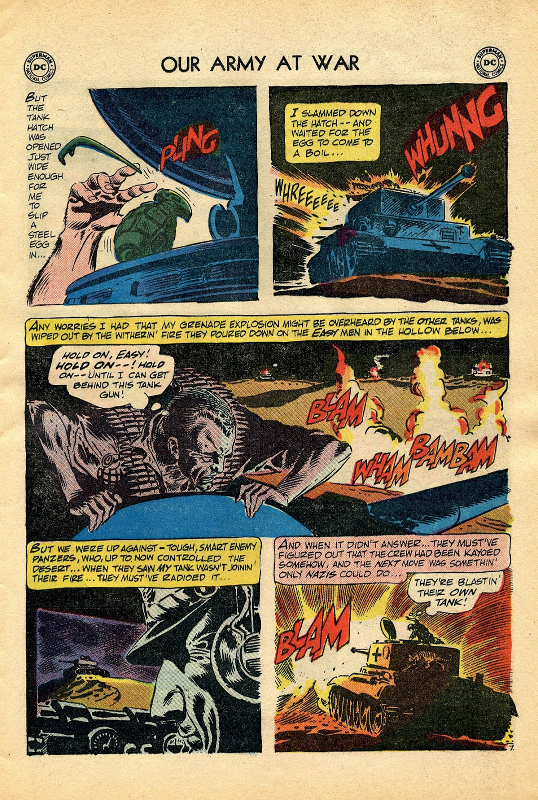 Our Army at War (1952) issue 99 - Page 9
