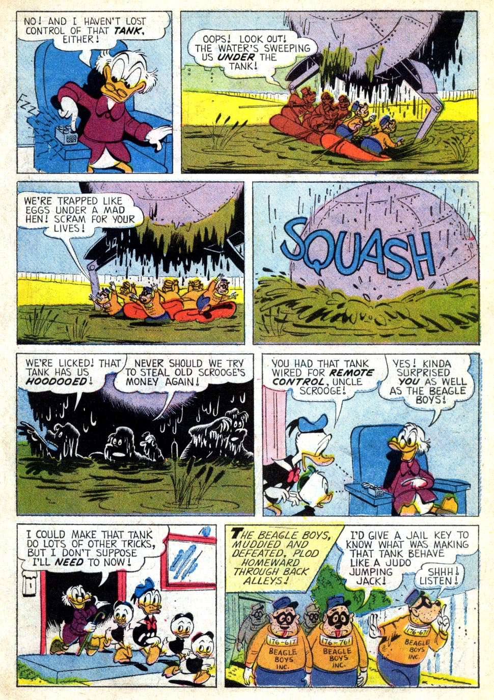 Read online Uncle Scrooge (1953) comic -  Issue #39 - 30