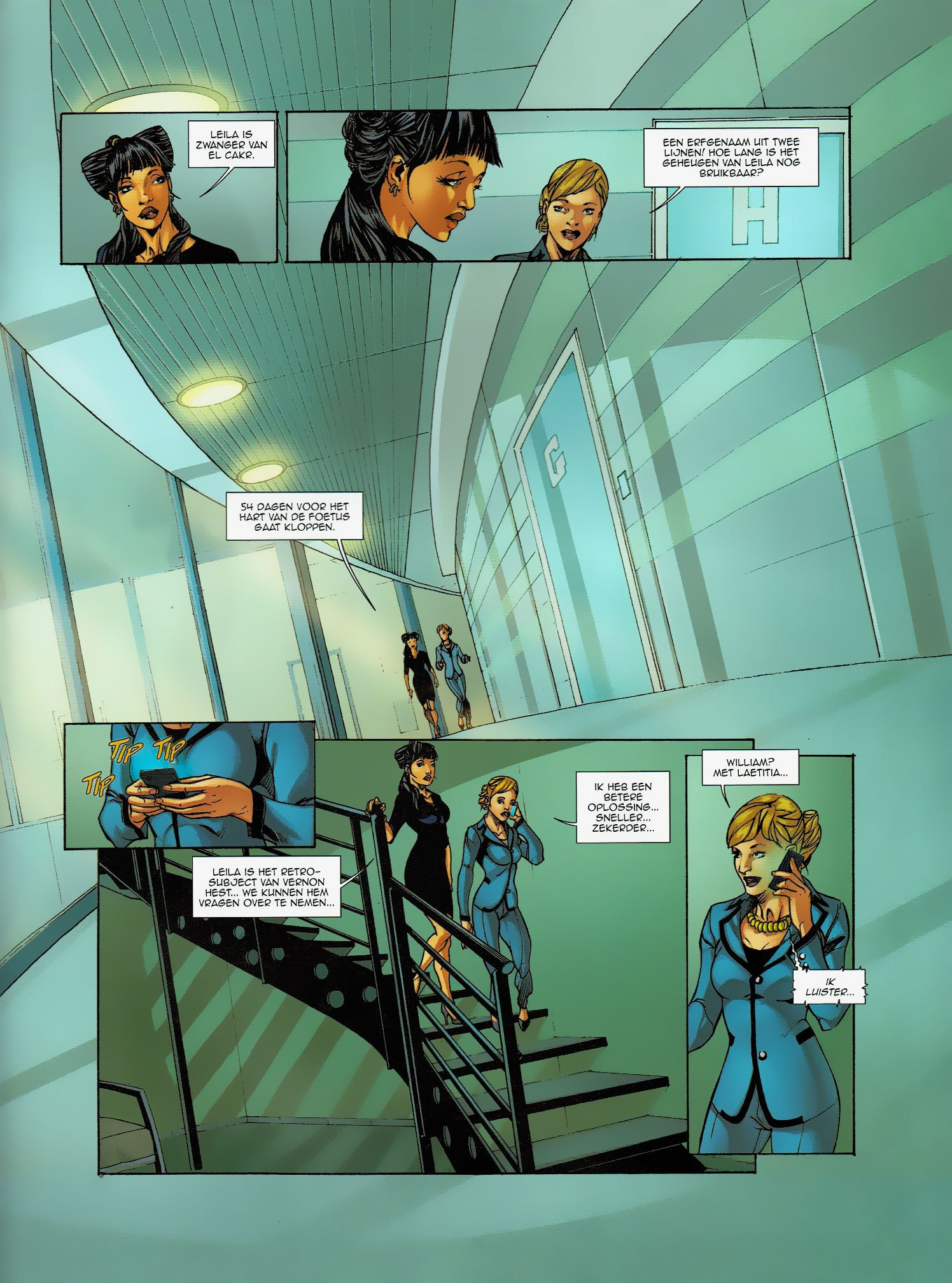 Read online Assassin's Creed (2009) comic -  Issue #6 - 34