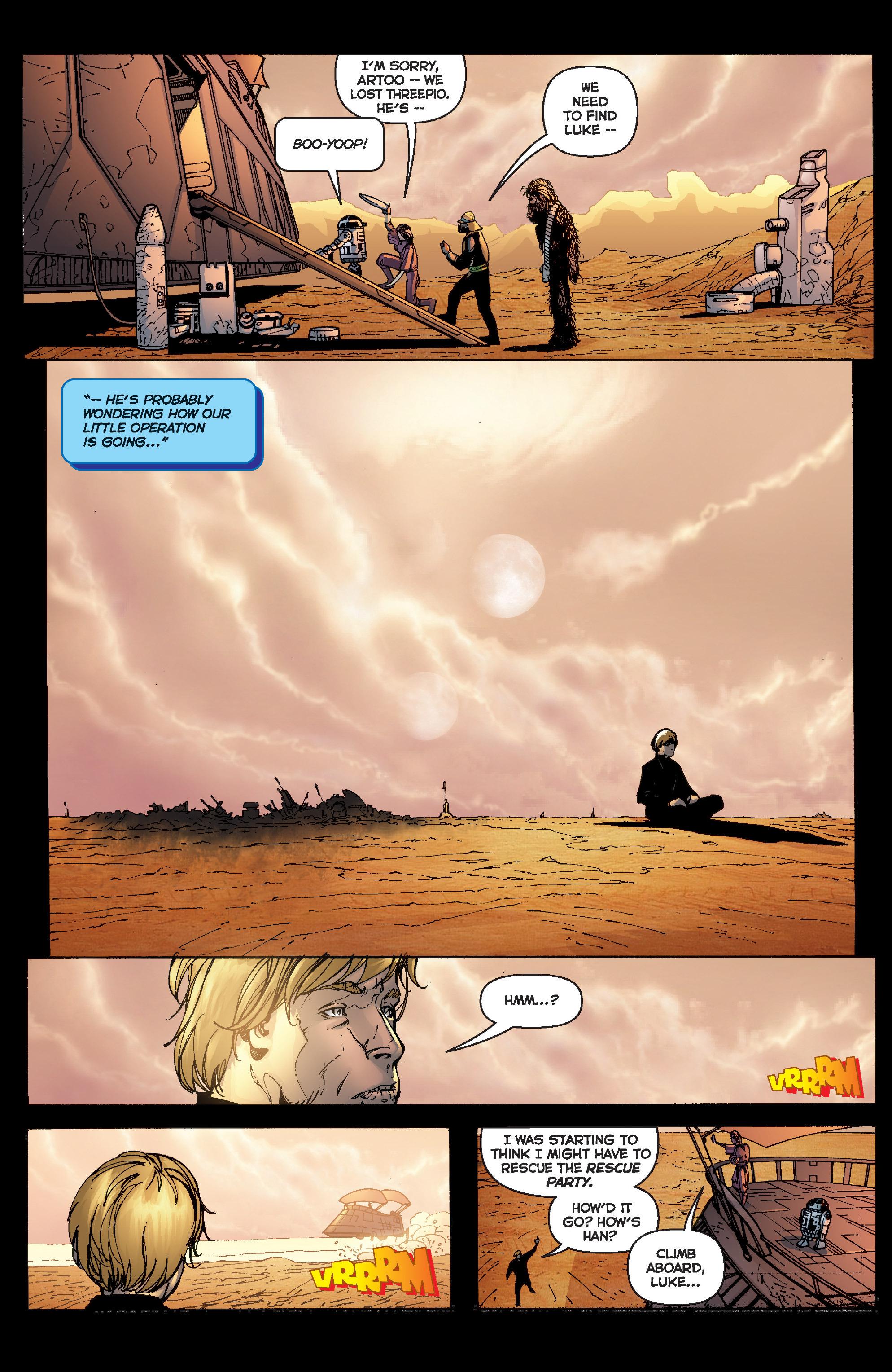 Read online Star Wars Omnibus comic -  Issue # Vol. 27 - 198