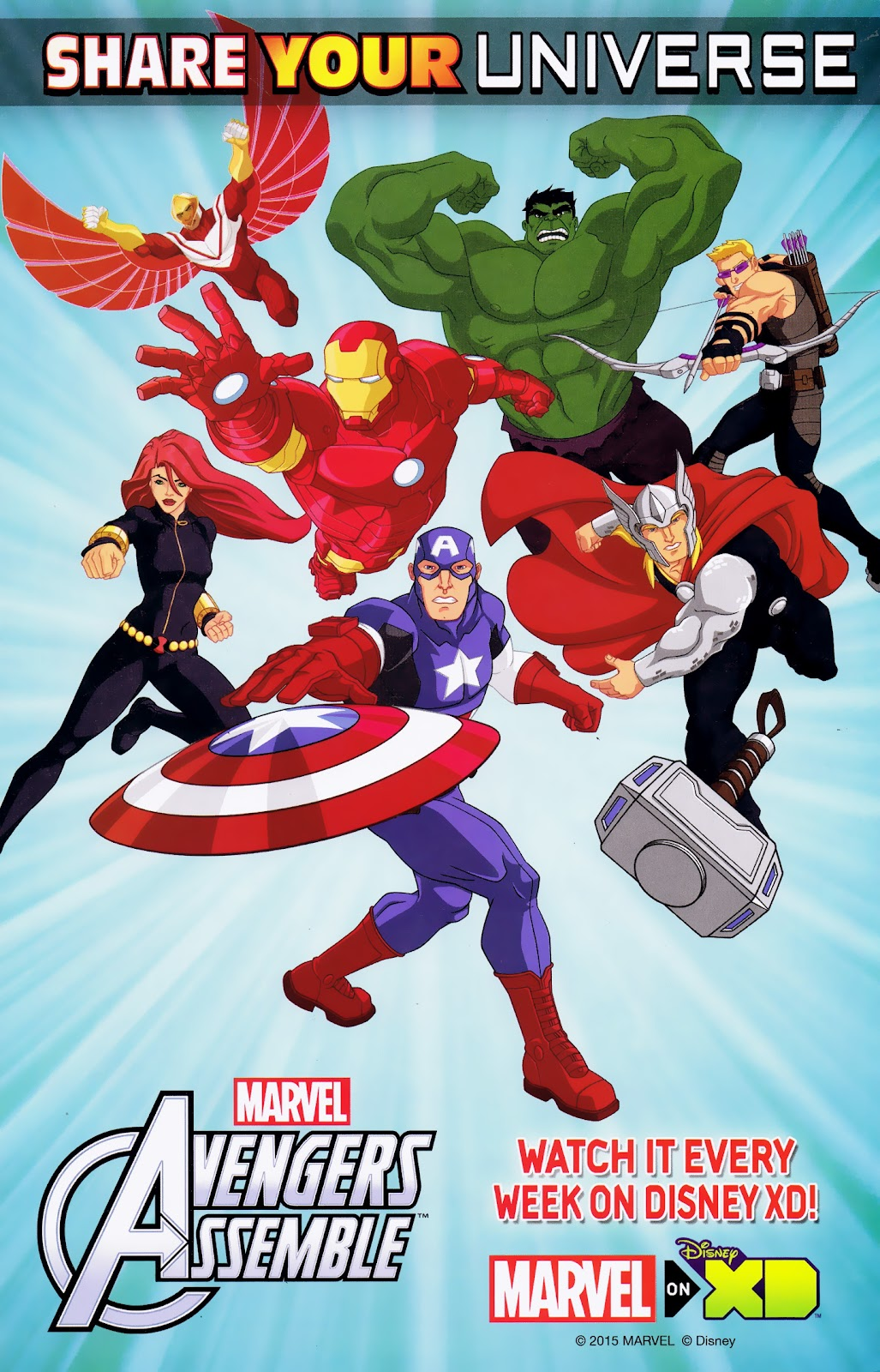 Read online Marvel Universe Avengers Assemble Season 2 comic -  Issue #8 - 2