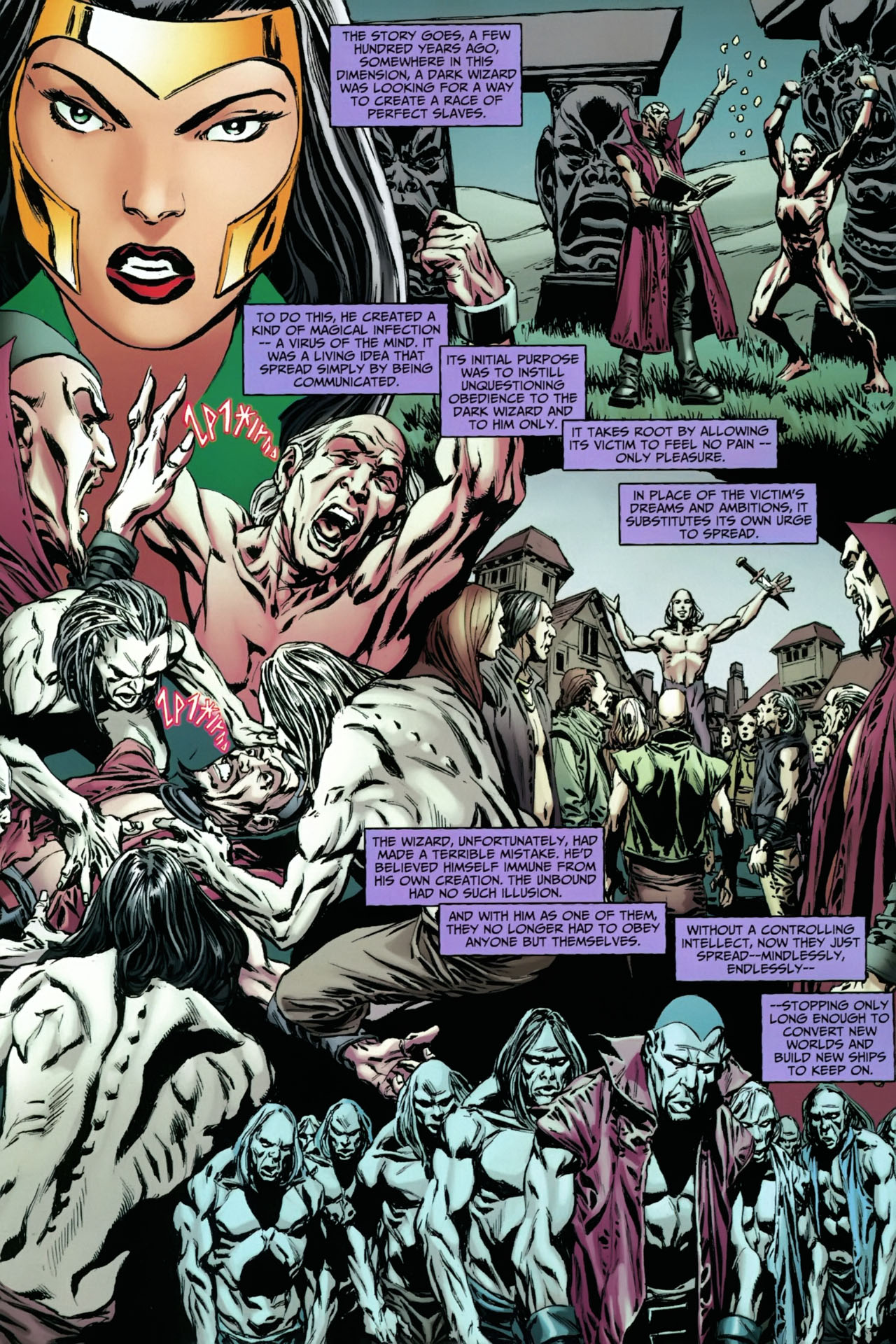 Read online Shadowpact comic -  Issue #22 - 6