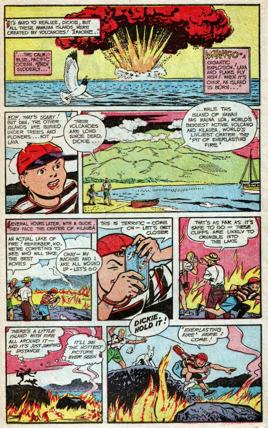 Read online Famous Funnies comic -  Issue #216 - 23