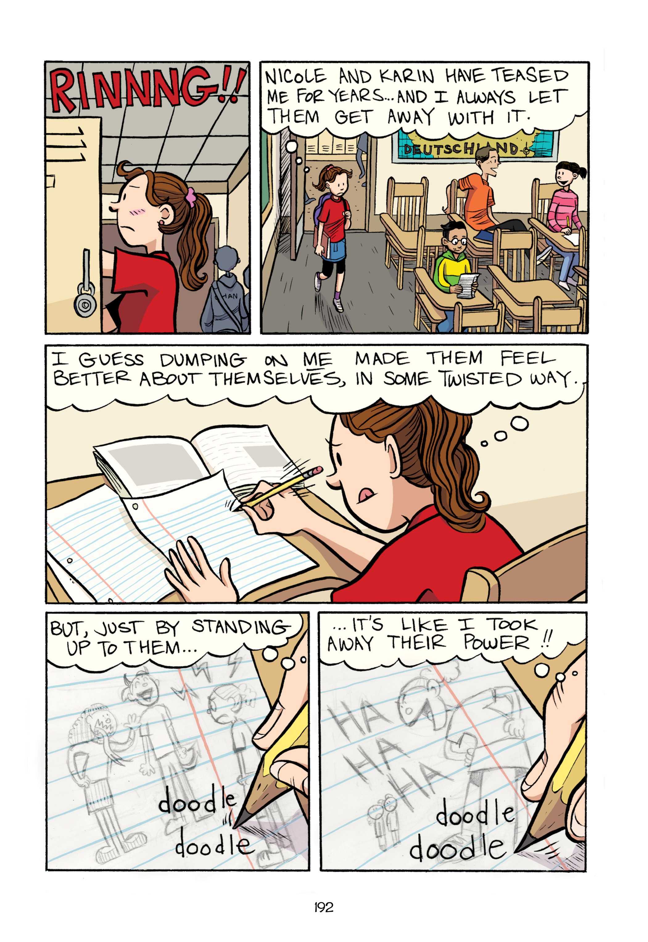 Read online Smile comic -  Issue # TPB - 198