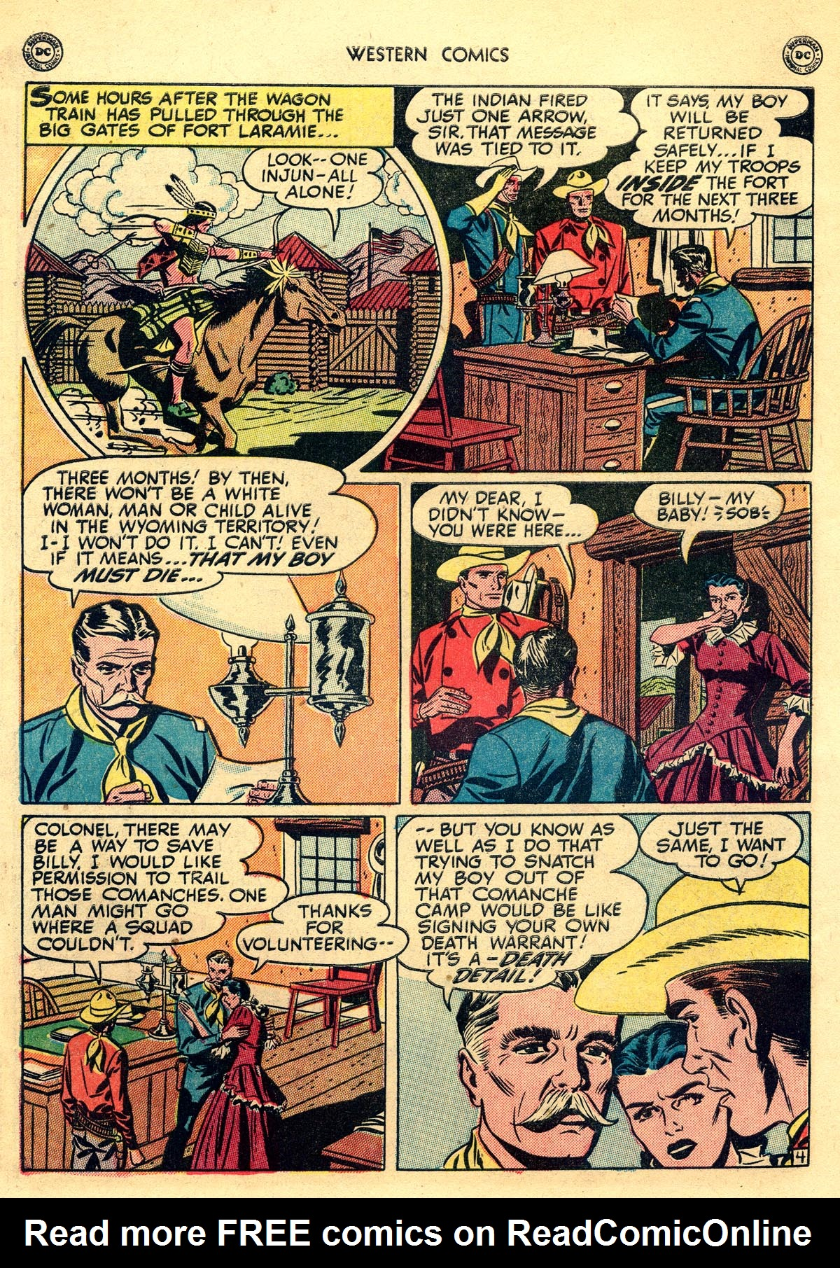 Western Comics issue 19 - Page 6