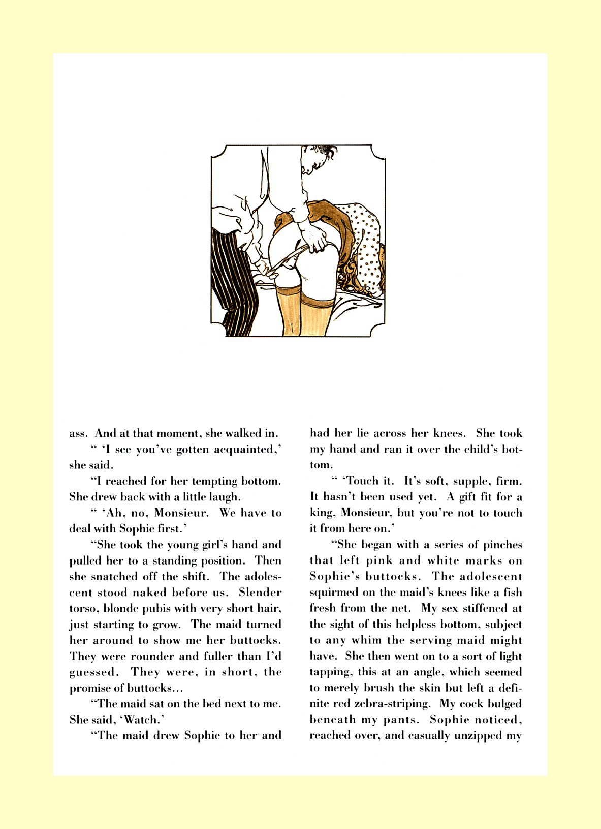 The Art of Spanking issue TPB - Page 24