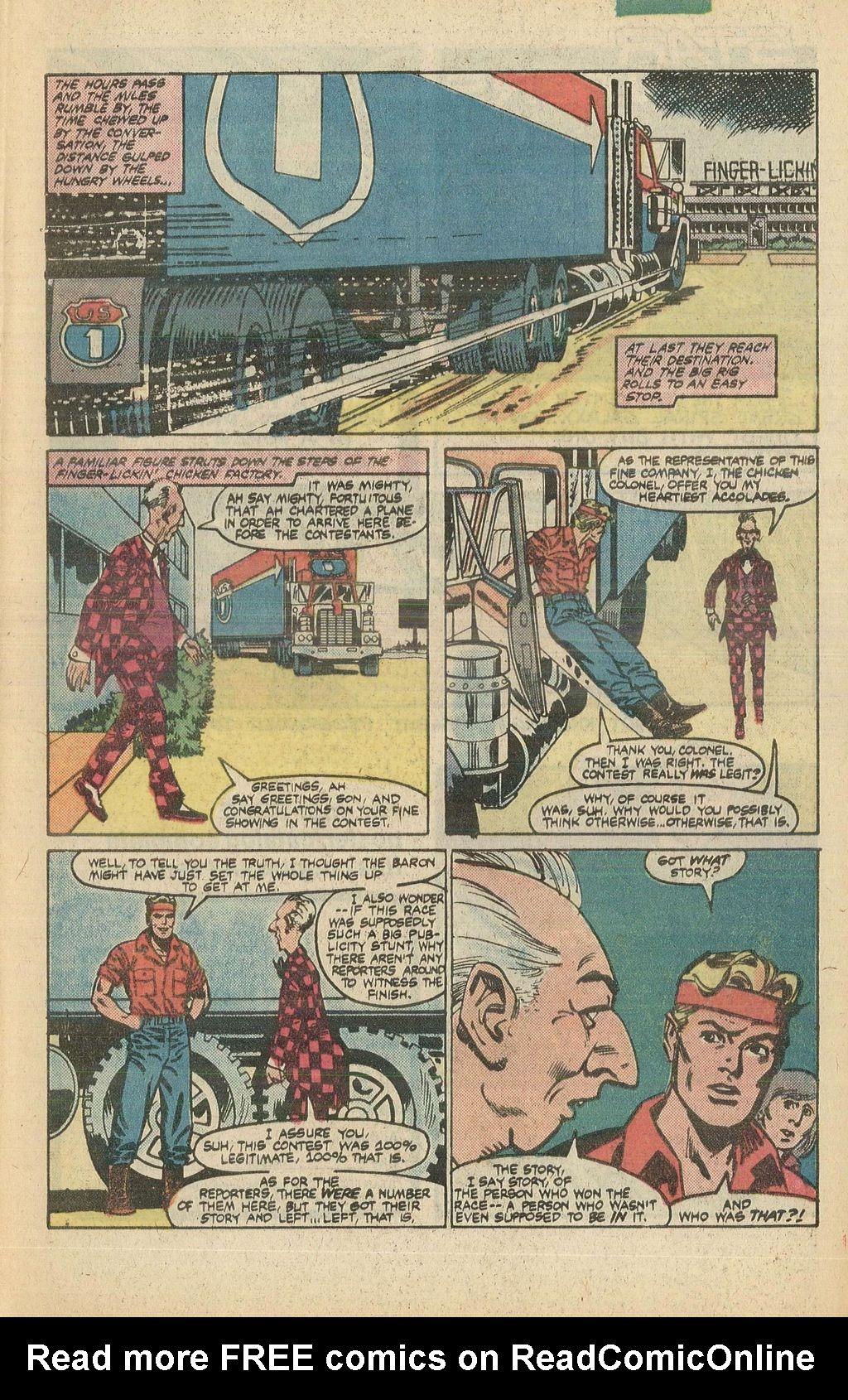 Read online U.S. 1 comic -  Issue #5 - 5