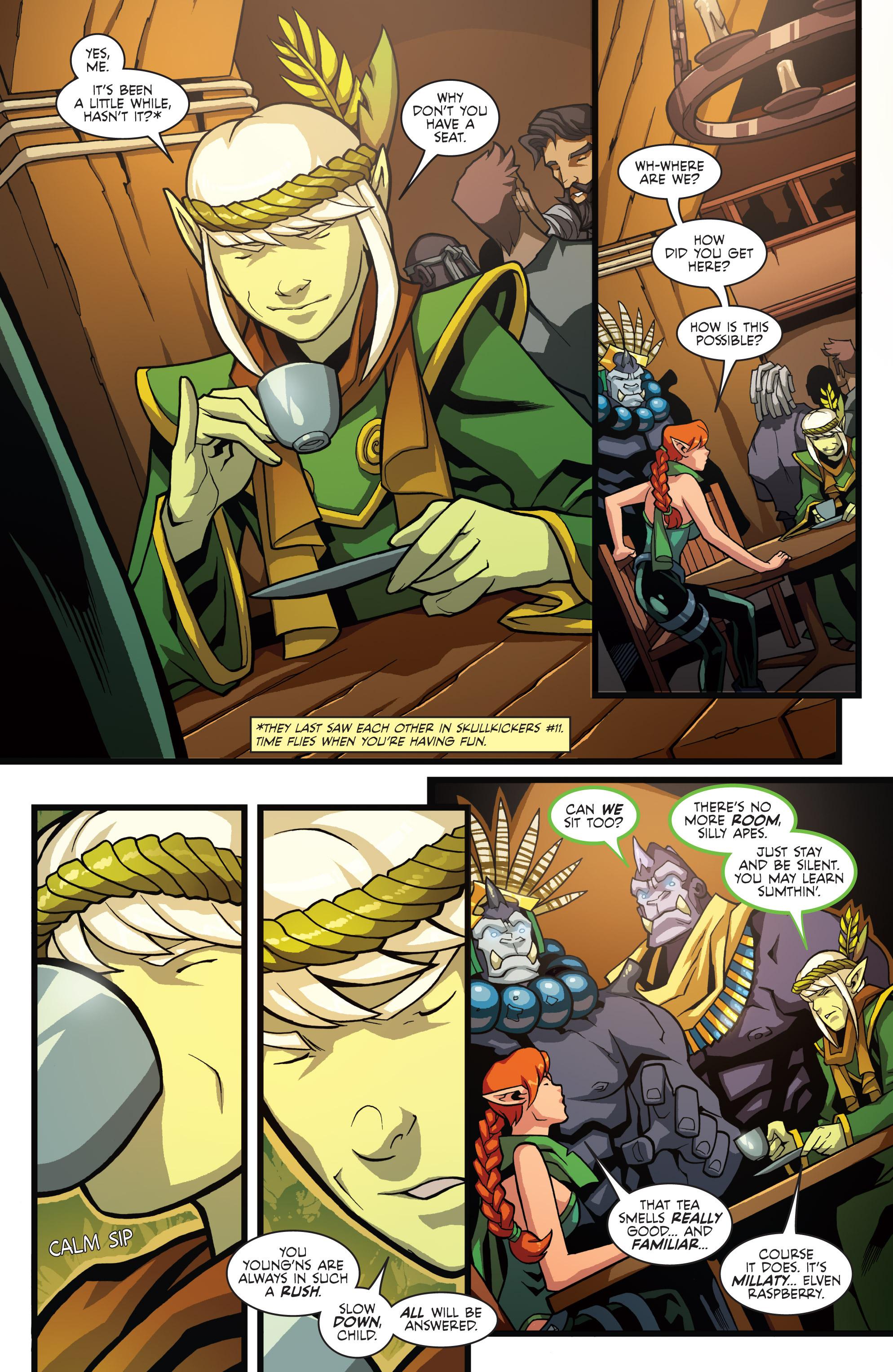 Read online Skullkickers comic -  Issue #23 - 7