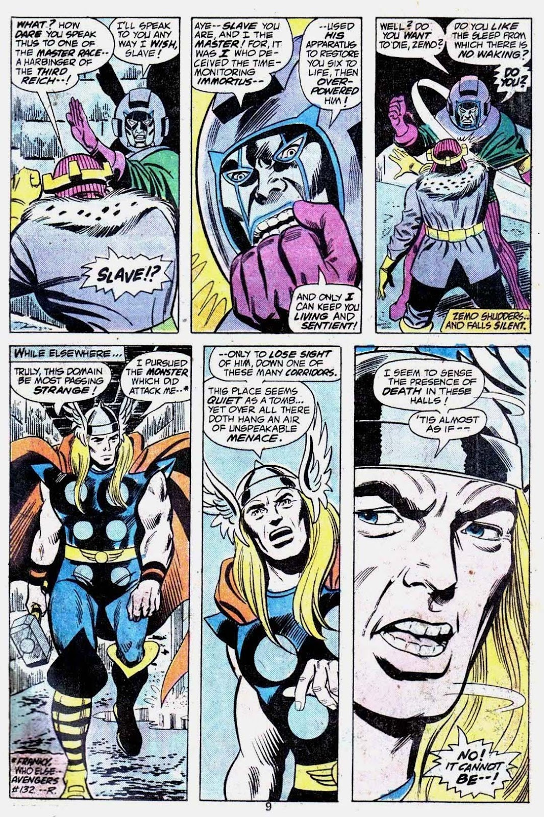Giant-Size Avengers (1974) issue 3 - Page 11