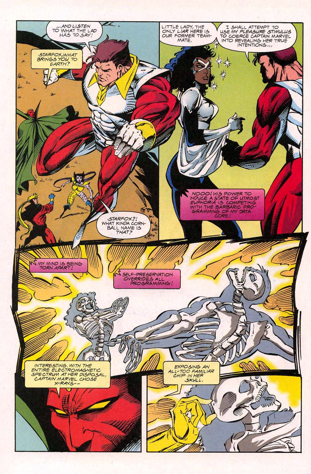 Avengers Unplugged issue 5 - Page 19