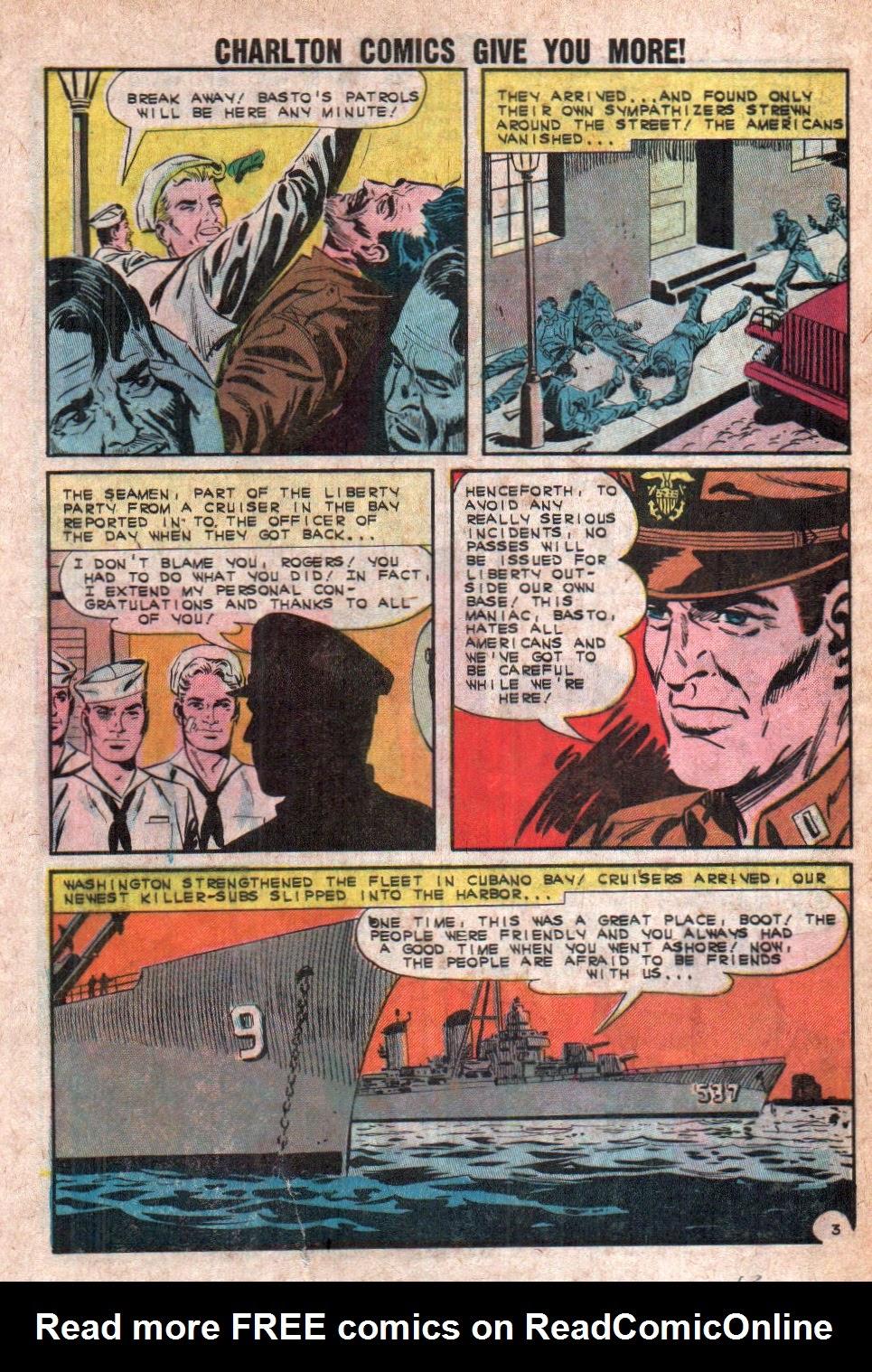 Read online Fightin' Navy comic -  Issue #108 - 13