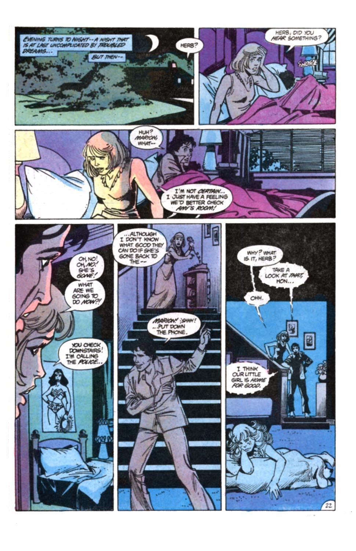Read online Amethyst, Princess of Gemworld comic -  Issue #12 - 23