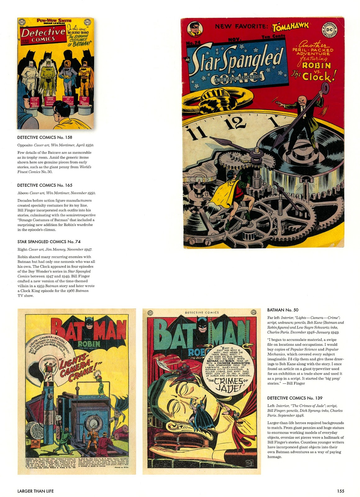 Read online 75 Years Of DC Comics comic -  Issue # TPB (Part 2) - 65