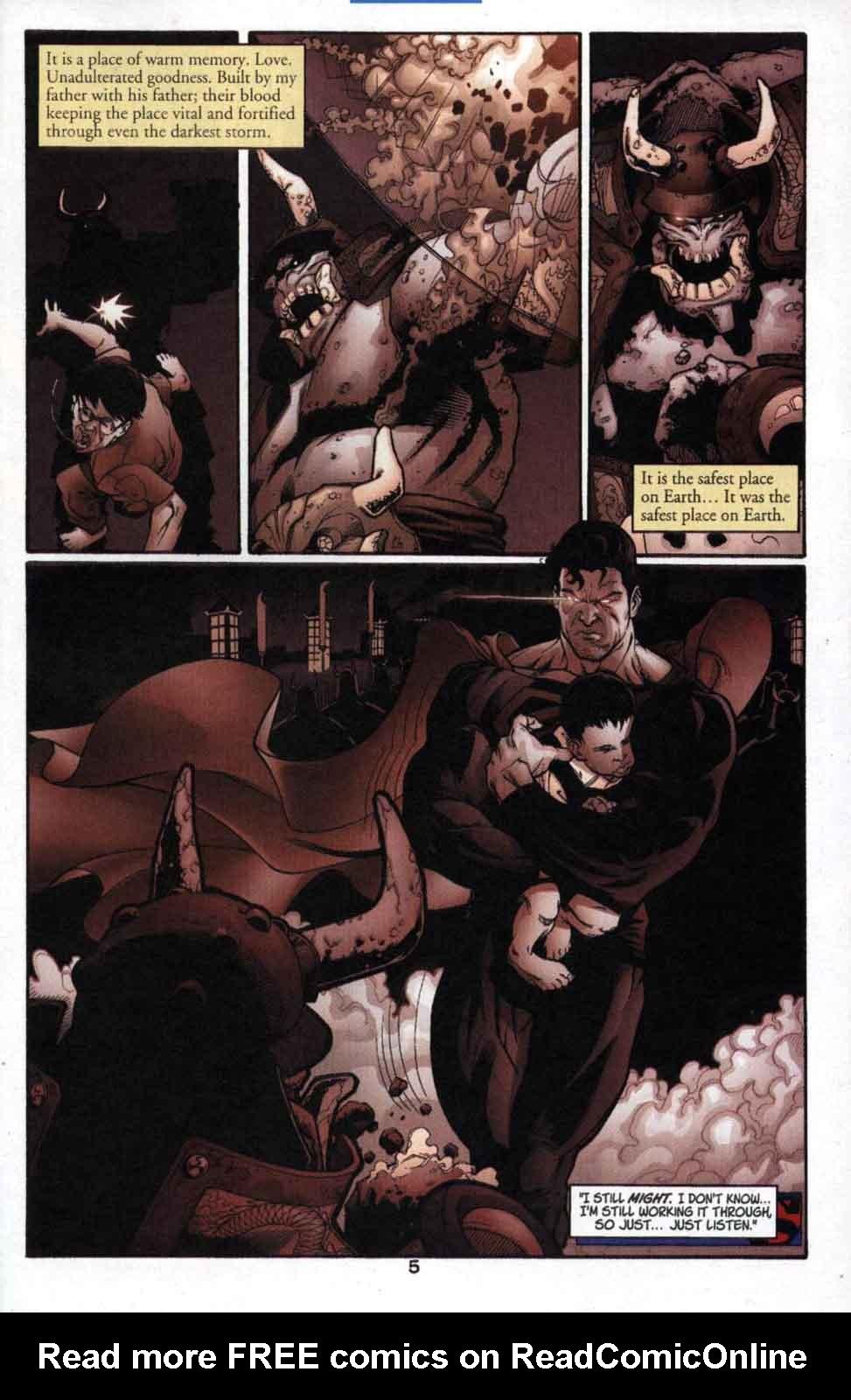 Action Comics (1938) 783 Page 5