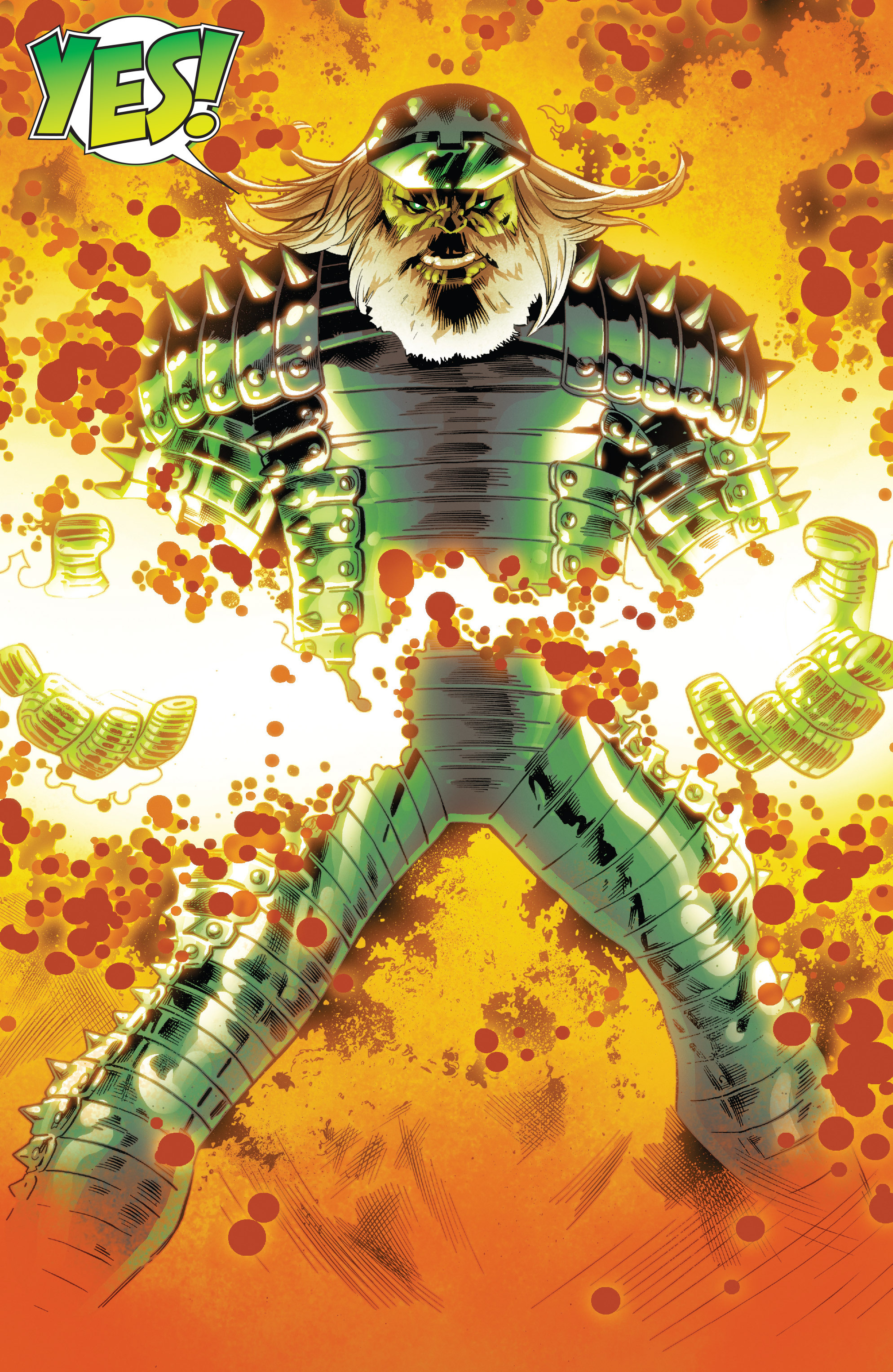 Read online Future Imperfect comic -  Issue #5 - 11