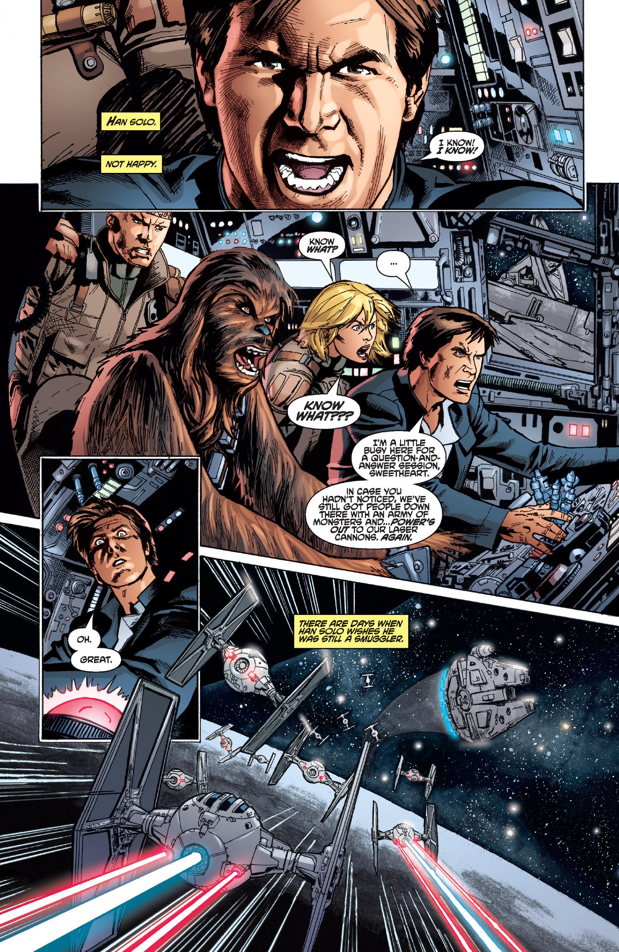 Read online Star Wars Omnibus comic -  Issue # Vol. 20 - 423
