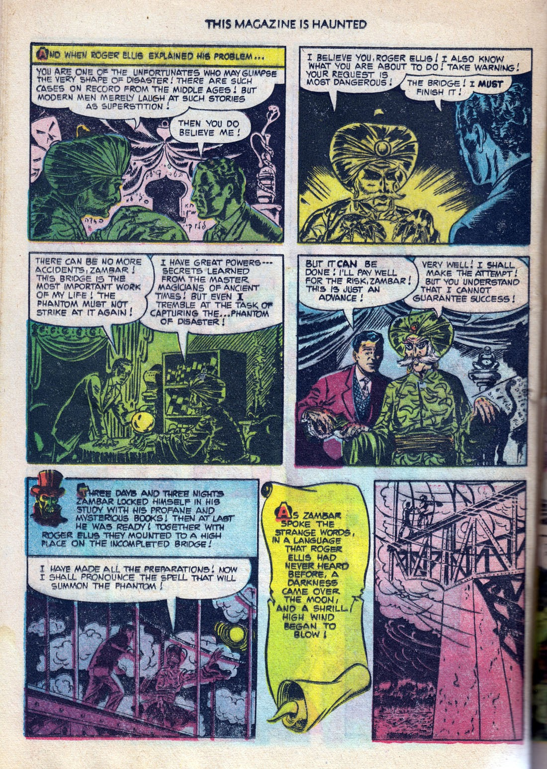 Read online This Magazine Is Haunted comic -  Issue #10 - 24