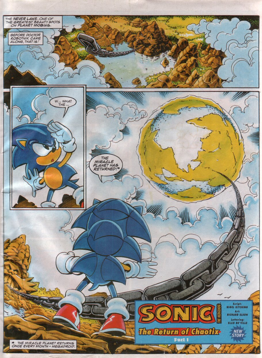 Read online Sonic the Comic comic -  Issue #67 - 3