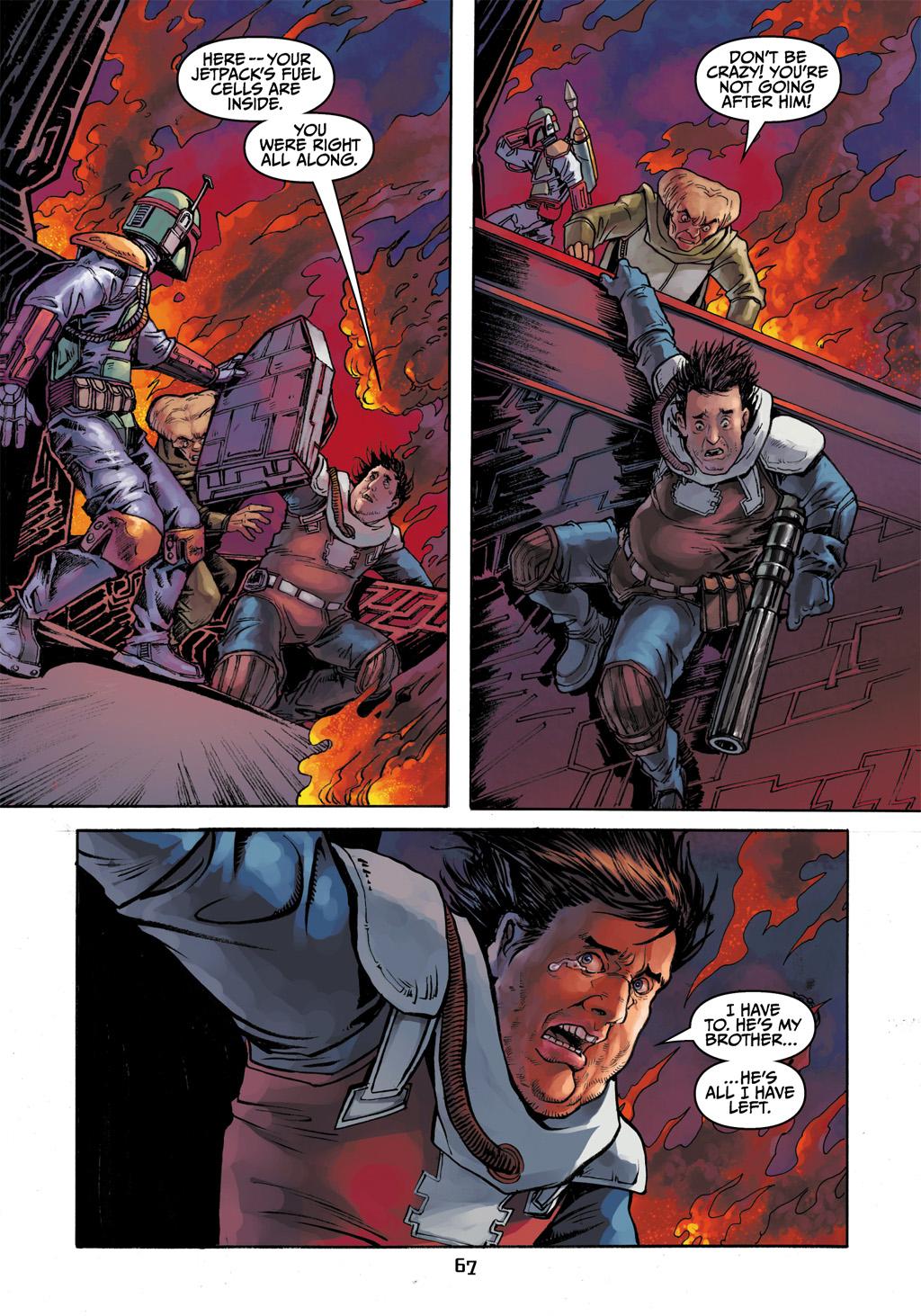 Read online Star Wars Omnibus comic -  Issue # Vol. 33 - 385