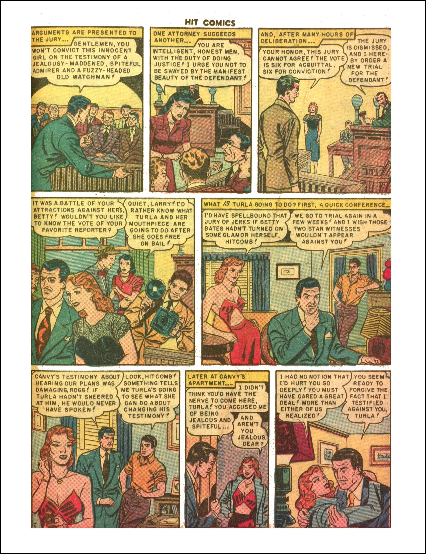 Read online Hit Comics comic -  Issue #65 - 29