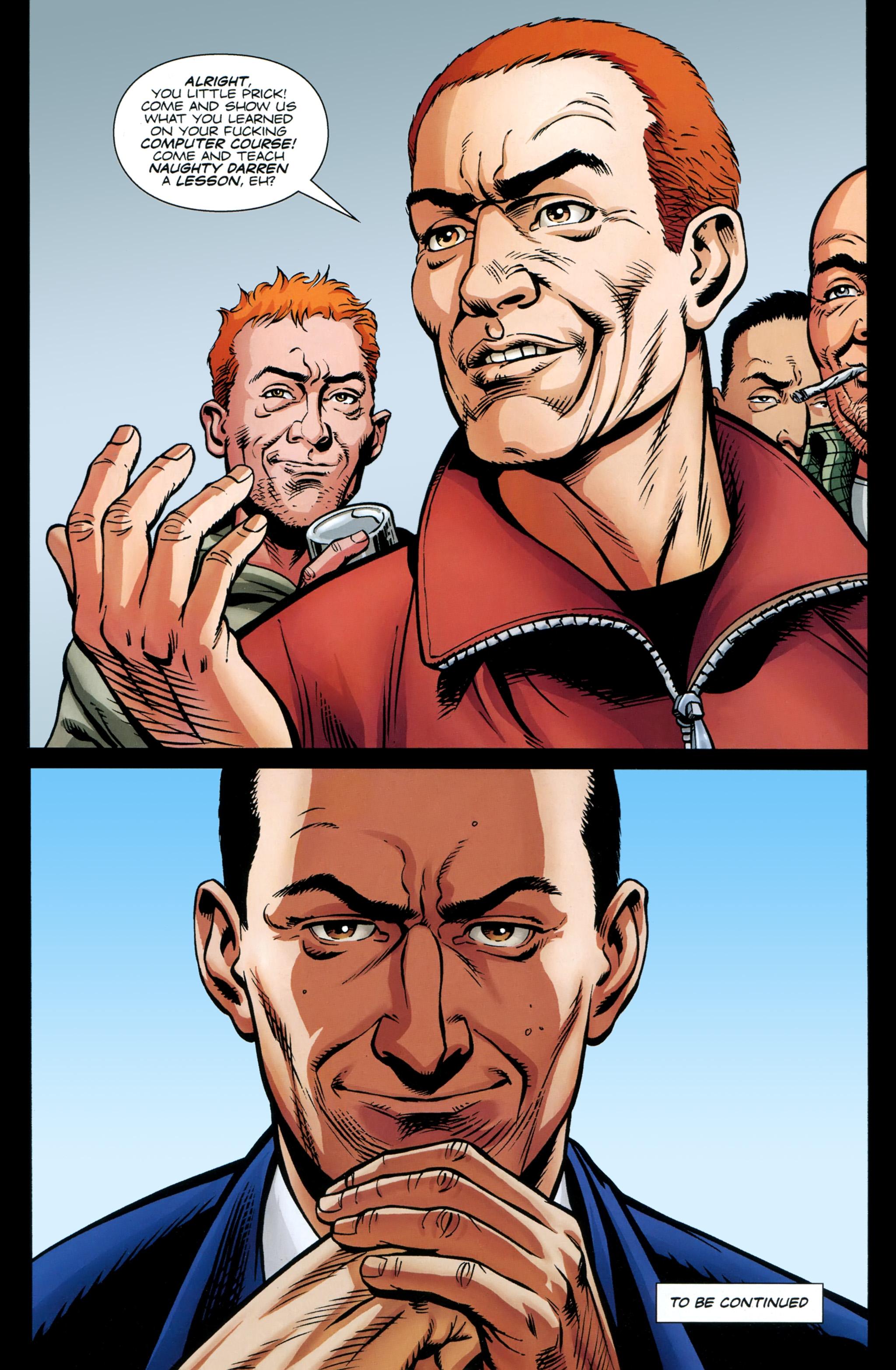 Read online Secret Service comic -  Issue #4 - 26