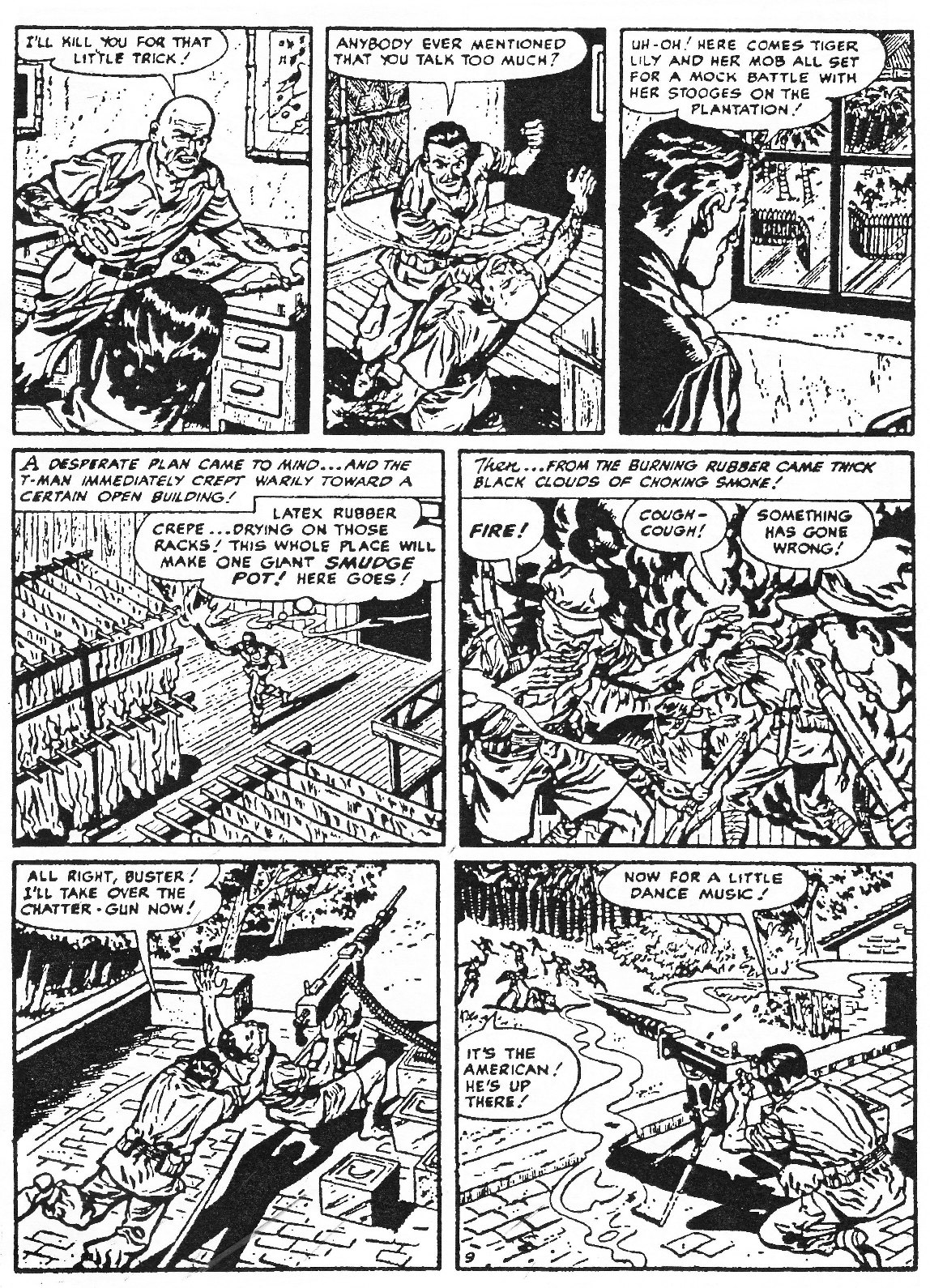 Read online Men of Mystery Comics comic -  Issue #62 - 45