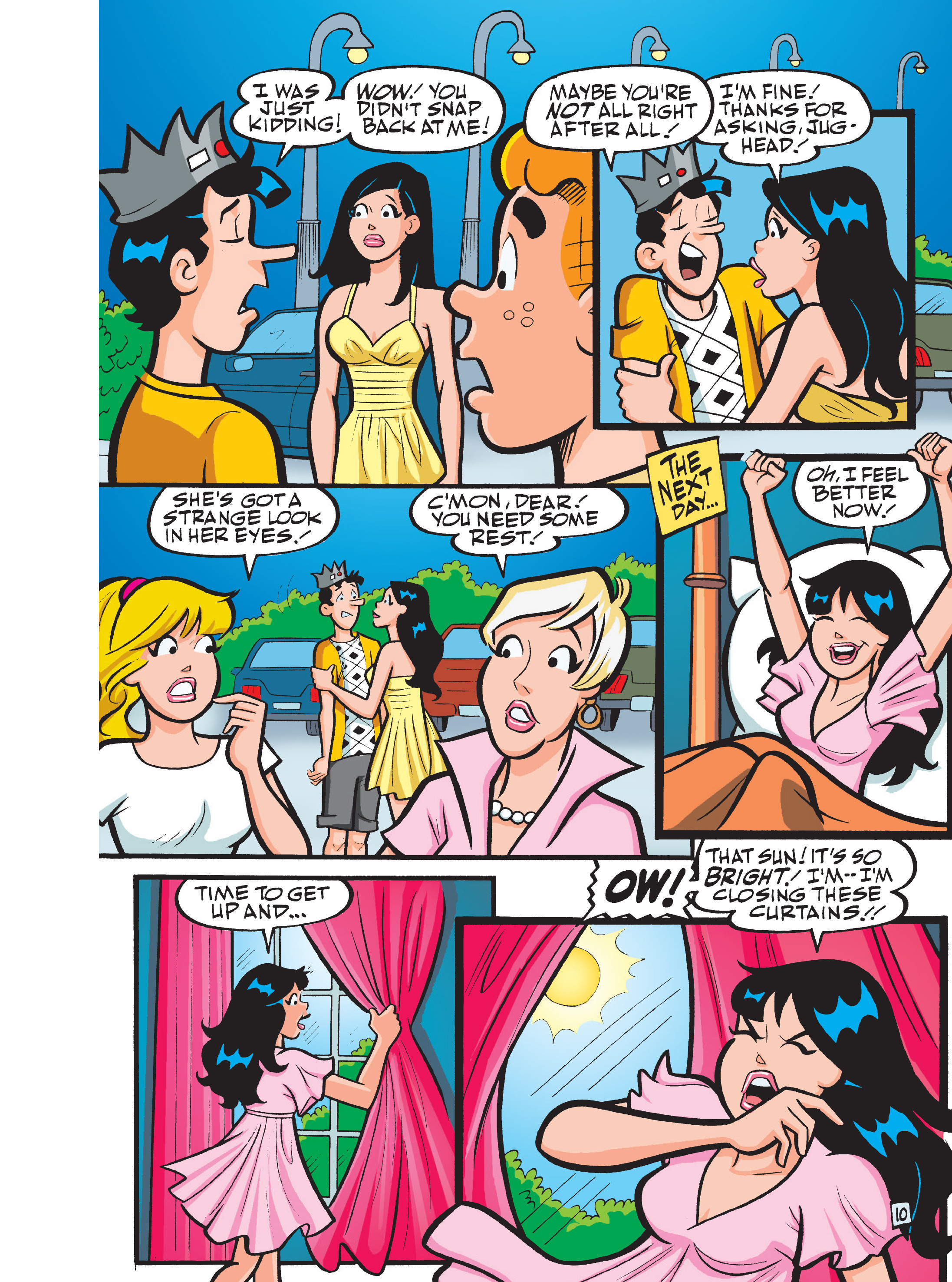 Read online Archie 75th Anniversary Digest comic -  Issue #4 - 80