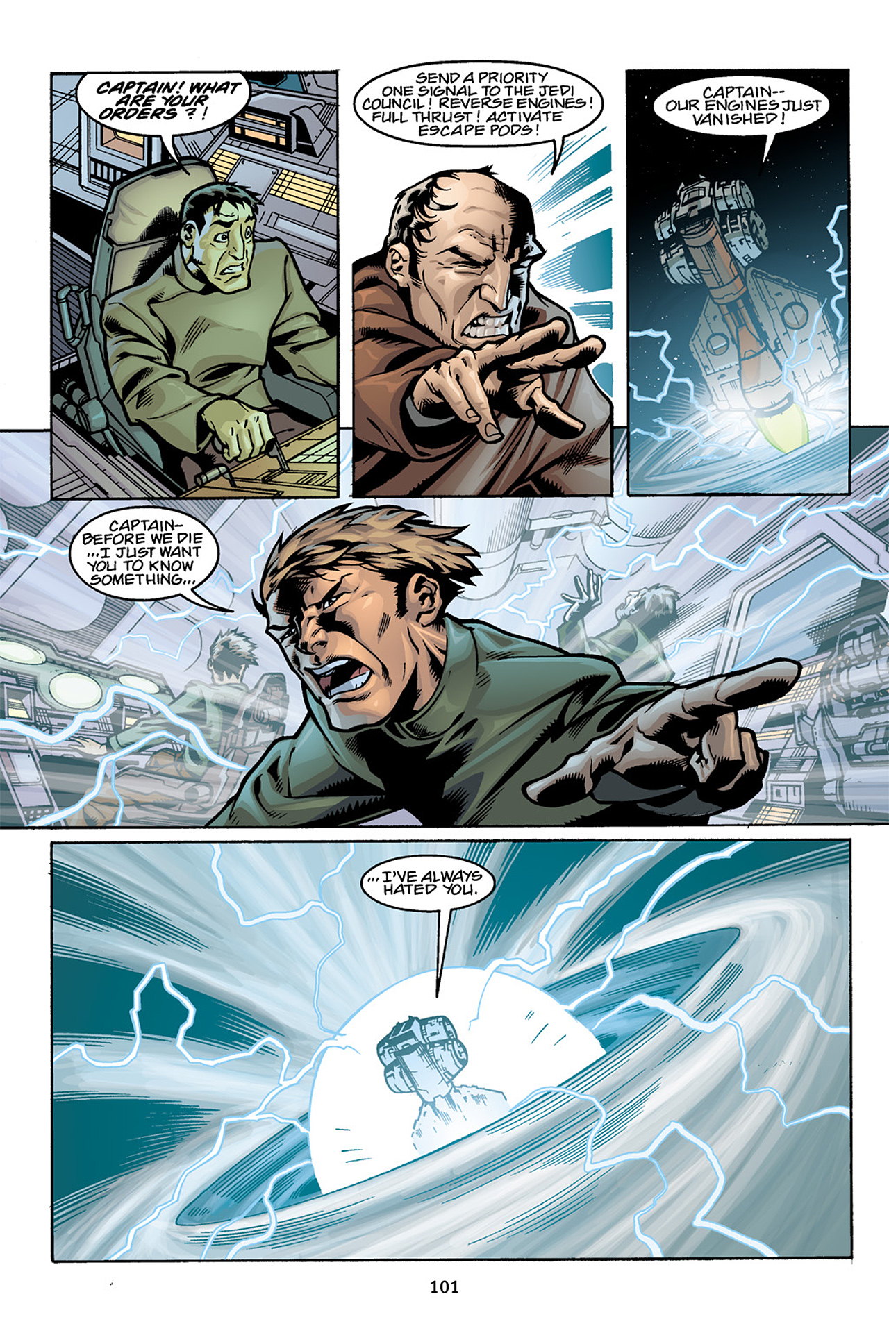Read online Star Wars Omnibus comic -  Issue # Vol. 15 - 98