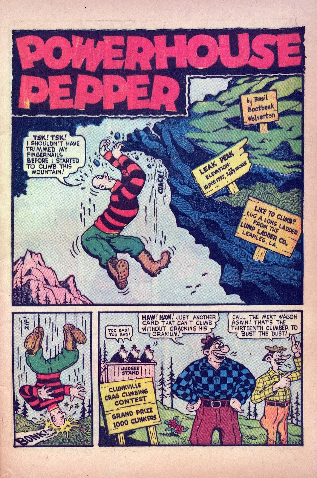 Read online Joker Comics comic -  Issue #16 - 9