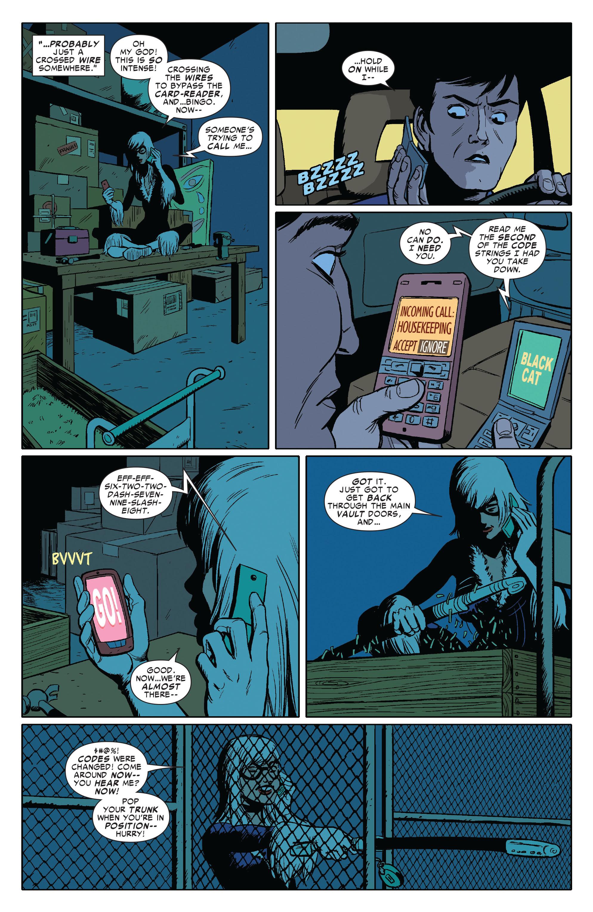 Read online Amazing Spider-Man Presents: Black Cat comic -  Issue #3 - 18